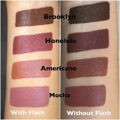 5 Mat Bruine Lipsticks photo Ofra Long Lasting Liquid Lipstick Swatches_zpsgbqm93ss.jpg