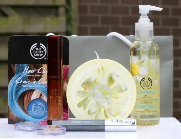 Amazing Woman Award Goodiebag The Body Shop photo TheBodyShopGoodiebag_zps40c6a13d.jpg