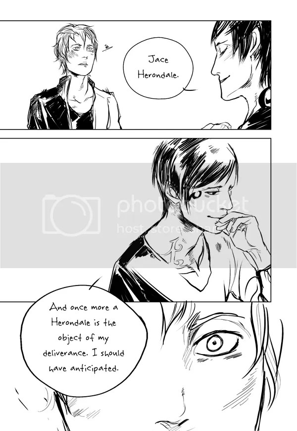 City of Heavenly Fire spoiler art chronological: fabt