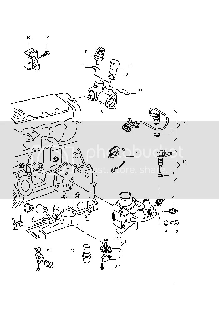 Wiring Database 2020: 29 Audi A4 Cooling System Diagram