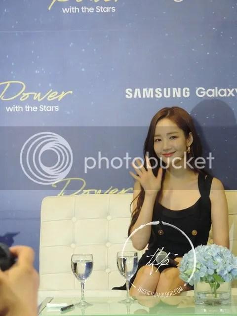 Samsung x Viu : Getting to know Park Min Young and Kim Jong Kook