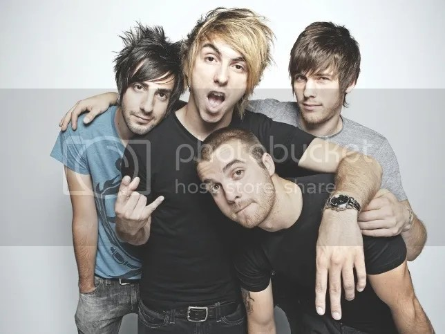 all time low, entertainment, music, thefifthparlour