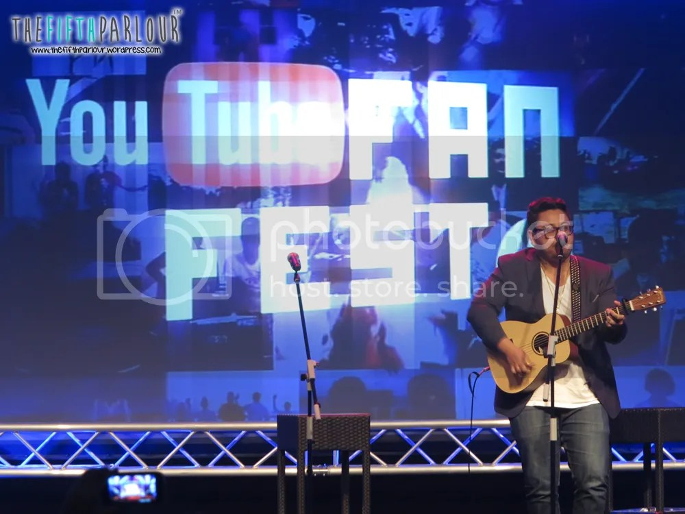 andrew garcia, youtube fanfest 2013, youtube, thefifthparlour