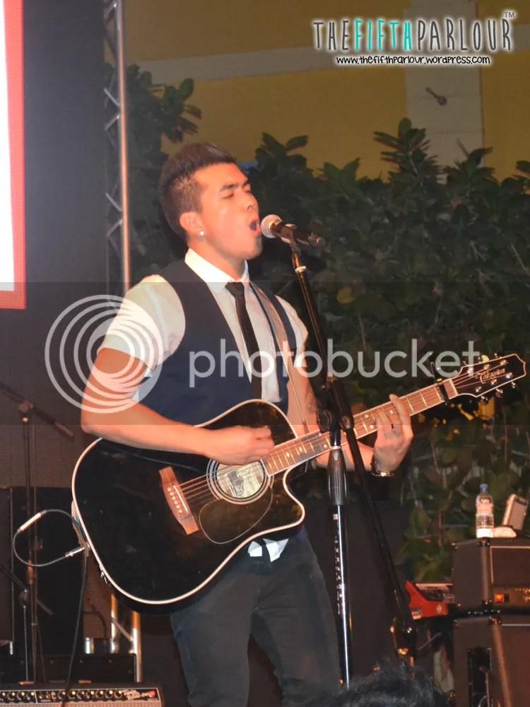 joseph vincent, music matters live, clarke quay singapore, singapore, youtube