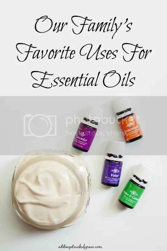 our favorite uses for essential oils