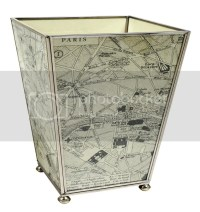Bathroom Trash Can & Tissue Box Cover Bathroom Accessories ...