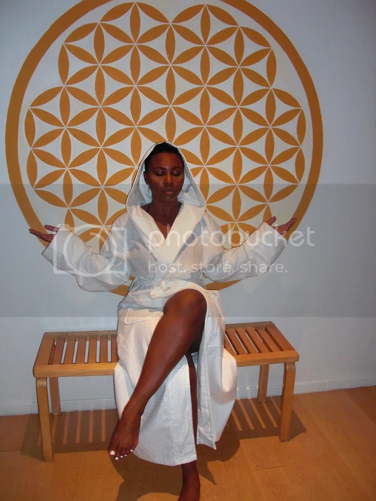 DivaNamedDom at the Lido Spa at the Standard Hotel in Miami Beach