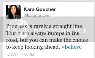 Kara's Words of Wisdom