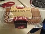 Katz Gluten Free Lemon Poppy Loaf