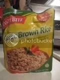 Tasty Bite Garlic Brown Rice