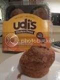 Udi's Gluten-Free Pumpkin Muffins