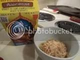 A Taste of Thai Peanut Noodles Quick Meal