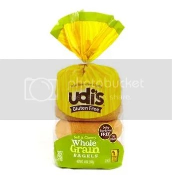 Udi's Gluten-Free Whole Grain Bagels