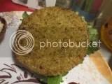 Hilary's Eat Well World's Best Veggie Burger (cooked)
