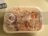 Aldi's liveGfree Gluten Free Cheese Ravioli (frozen)