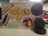 Trader Joe's Gluten-Free Joe Joe's Chocolate and Vanilla Creme Cookies