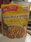 Tasty Bite Agra Peas and Greens