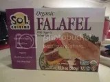 SoL Cuisine Organic Falafel with Organic Tahini Sauce
