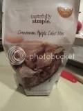 Tastefully Simple Gluten Free Cinnamon Apple Cake Mix