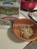 Mrs. Leeper's Gluten Free Chicken Alfredo