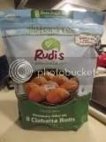 Rudi's Gluten-Free Rosemary and Olive Oil Ciabatta Rolls