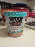So Delicious Dairy Free No Sugar Added Toasted Almond Chip Coconut Milk Frozen Dessert