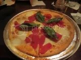 Village Anchor's Gluten-Free Margherita Pizza (doughy disaster)