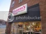 Husson's Pizza, Huntington, West Virginia