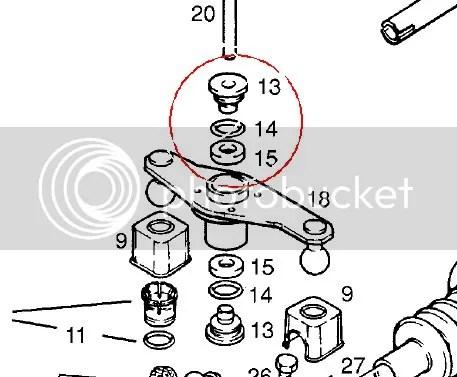 Nova Corsa B Astra Cavalier Calibra Gear Linkage Repair
