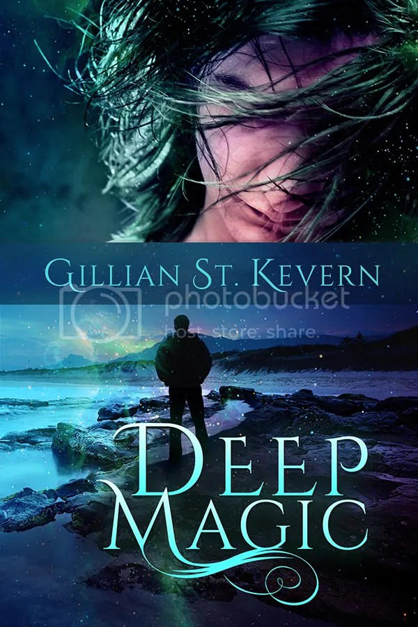 Deep Magic cover by Bree Archer