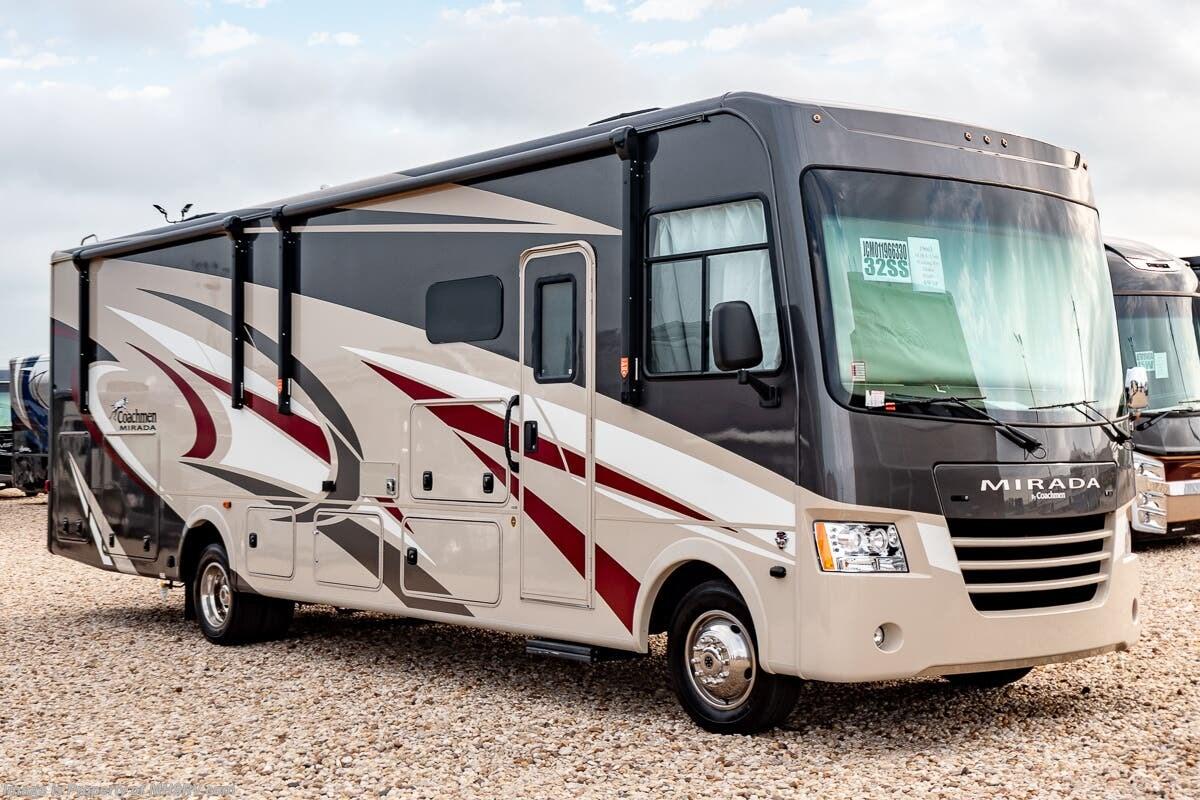 hight resolution of 2020 coachmen mirada 32ss