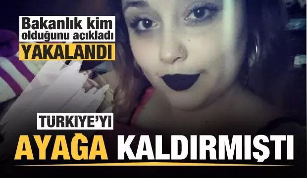 Bakanlıktan son dakika 'Elif Sarı' açıklaması: Yakalandı 1