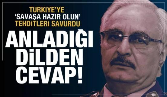 Η περιγραφή του «Να είστε έτοιμος για πόλεμο» του τελευταίου λεπτού από την Τουρκία