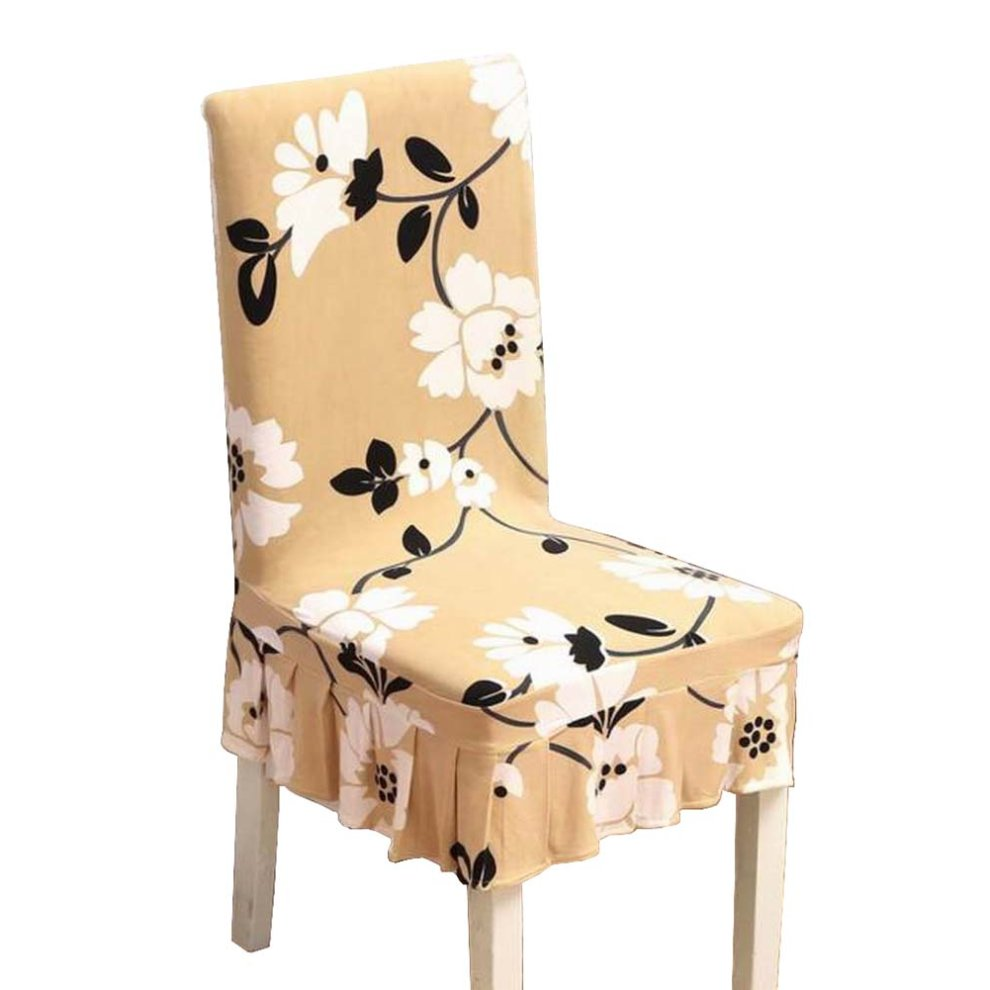 Dining Chair Slipcover Flowers 10 Stretch Dining Chair Slipcover Chair Cover Chair Protector