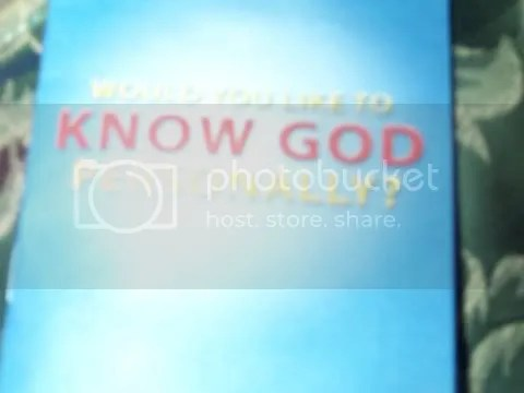 do you know god photo: Ocean City - Do You Know God Personally? ed4cfb81.jpg