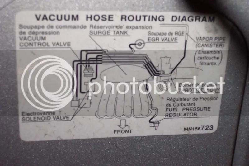 Explorer Engine Diagram Also Mitsubishi Eclipse Vacuum Line Diagram