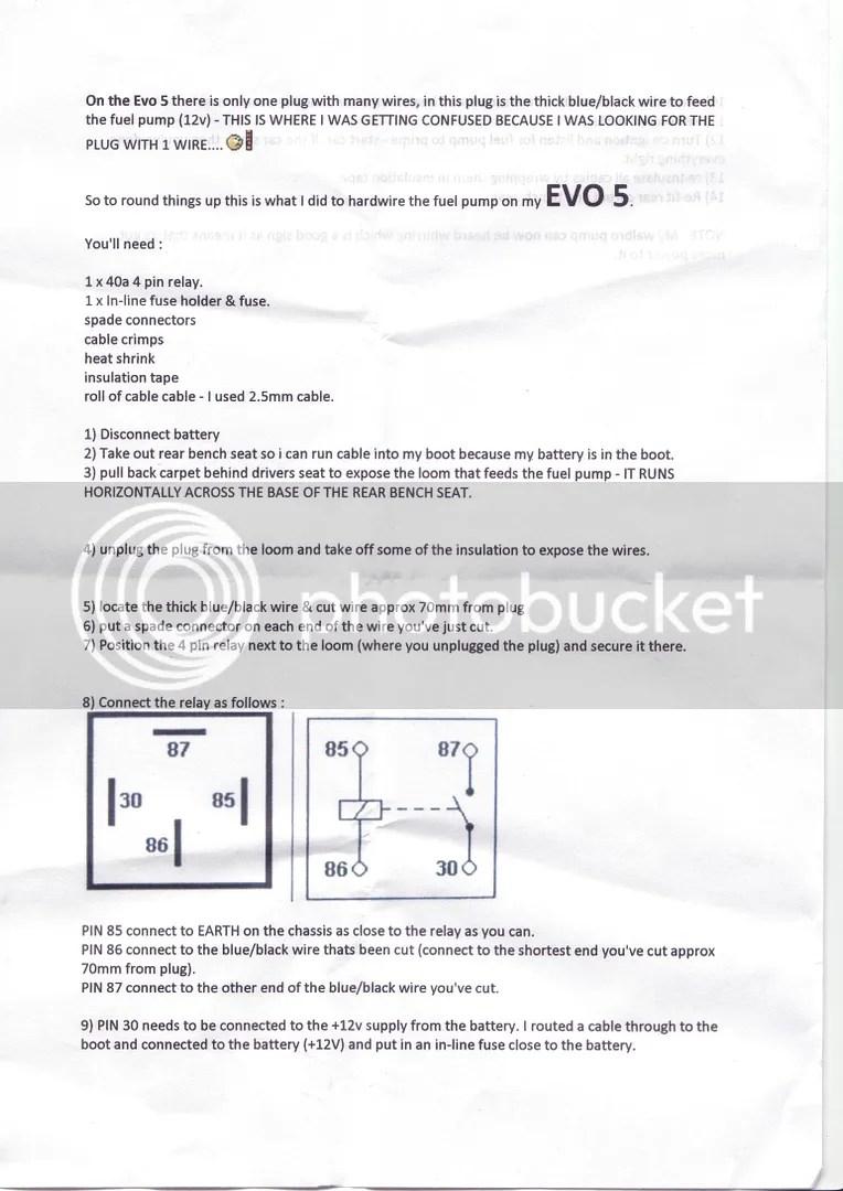 medium resolution of gaz345 18 51 20 11 2011 evo 6 fuel pump wiring