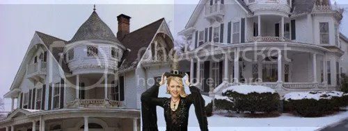 Sabrina The Teenage Witch House Freehold NJ