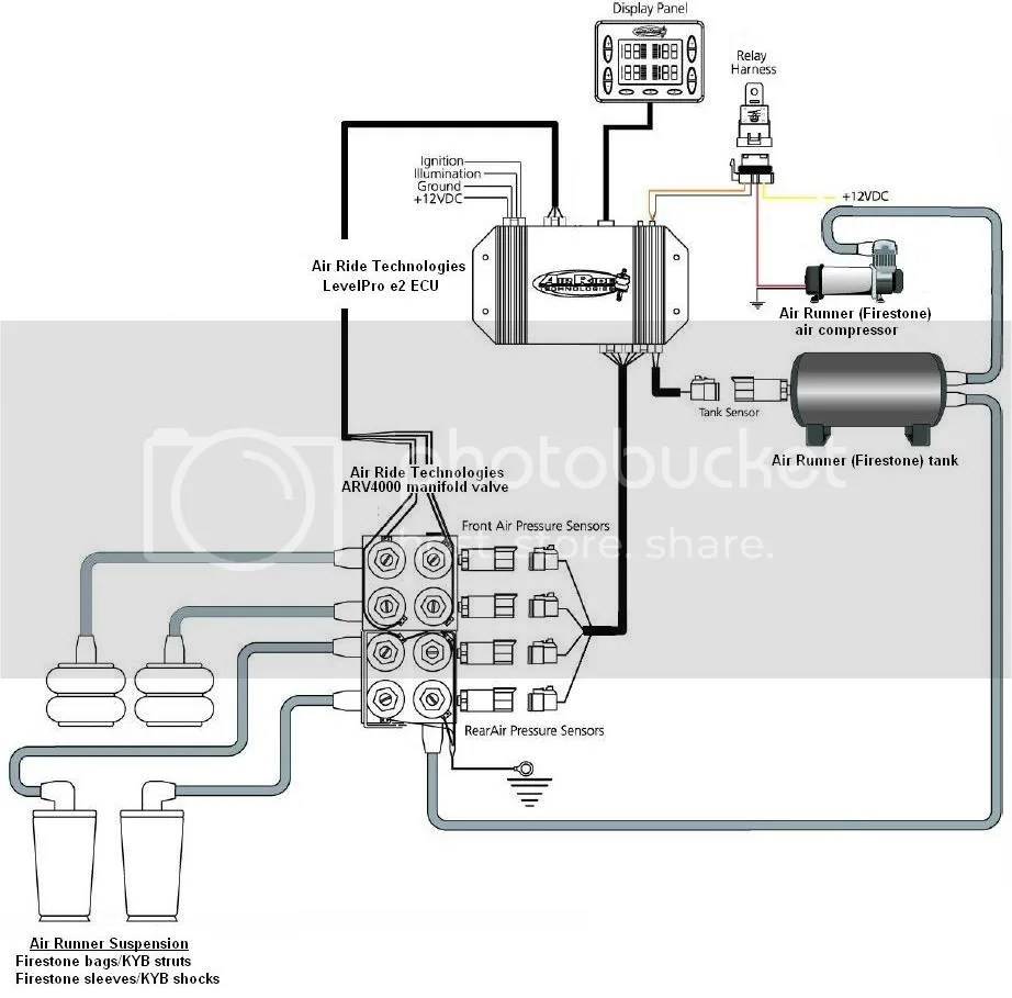 Firestone Air Compressor Wiring Diagram. . Wiring Diagram on