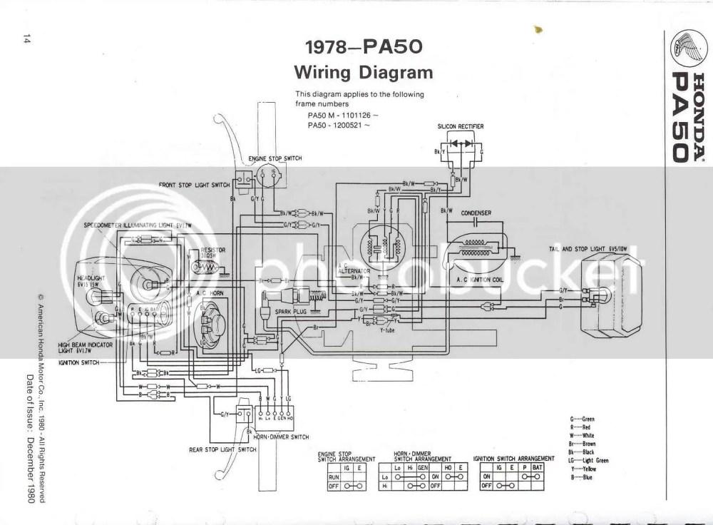 medium resolution of honda hobbit camino wiring thread retro rides colored ct70 wiring diagram honda hobbit wiring diagram