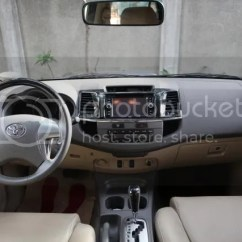 All New Camry 2.5 G Foto Mobil Grand Veloz On Your Mark: 2012 Toyota Fortuner