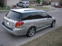 ~Feeler~2005 Legacy Wagon 2.5GT 'unlimited' silver 5spd