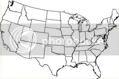 blonde sagacity: Test Your Geography
