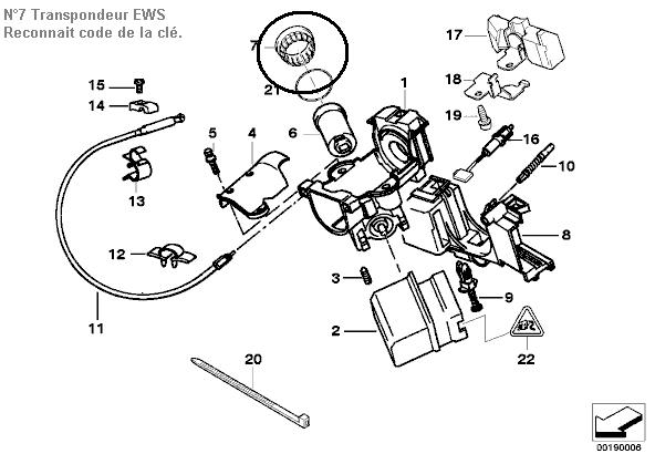 [ BMW E38 730i an 1994 ] Problème de démarrage (résolu
