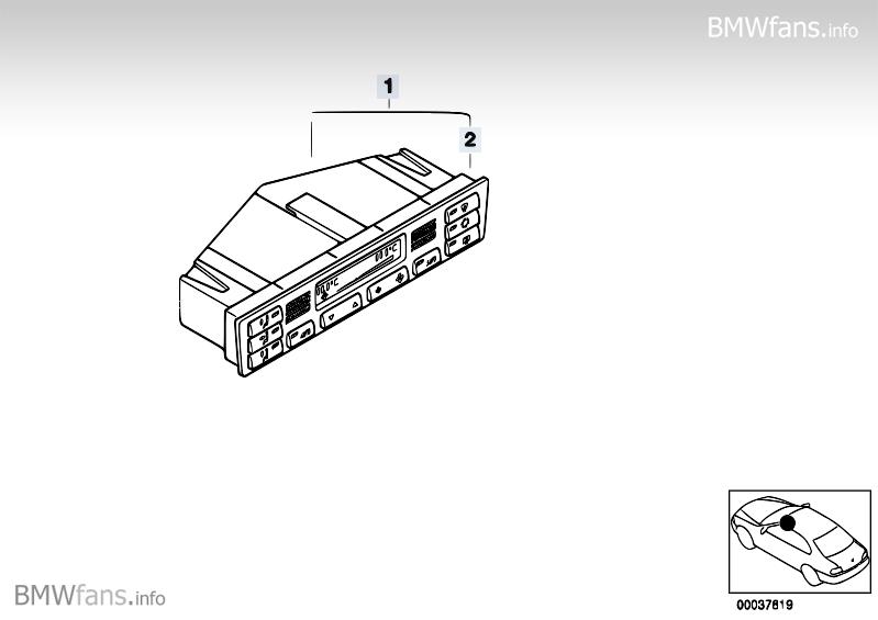 [ BMW E46 320i an 1999 ] probleme ventillateur qui ne s