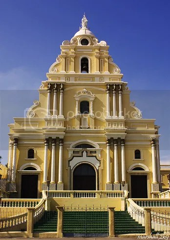 Fachada del Templo de La Milagrosa