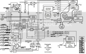 Negative earth wiring diagram | Norton Commando Motorcycle