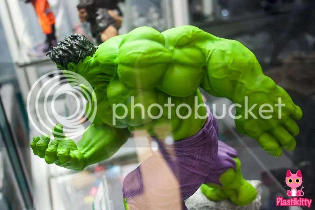 Marvel Kotobukiya Hulk statue by Erick Sosa