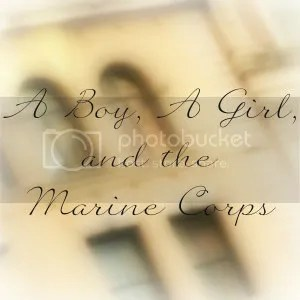 A Boy, A Girl, and the Marine Corps