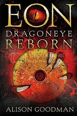 Eon by Alison Goodman Cover - Review